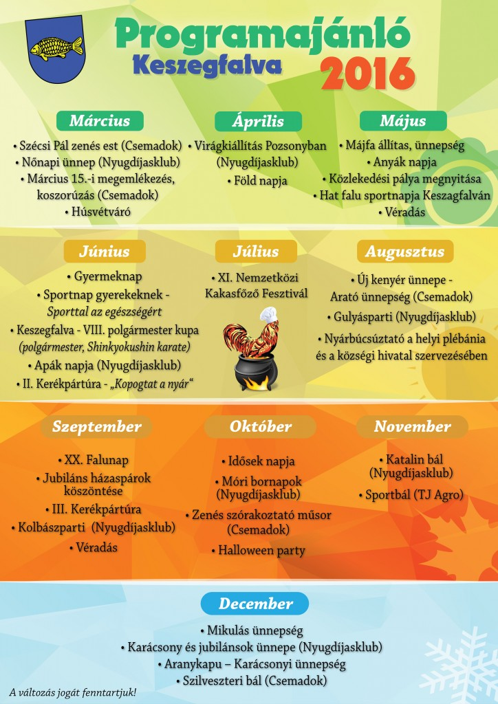 Program 2016-01
